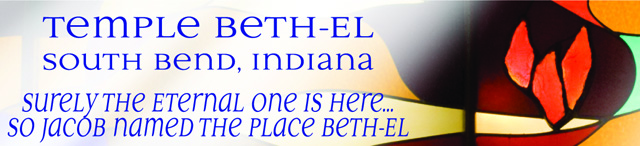 TEMPLE BETH-EL SOUTH BEND